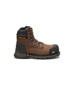 "CAT Excavator XL 6"" Waterproof Composite Toe Work Boot P90991"