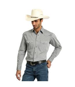 Wrangler Shirt Long Sleeve Silver Edition 75788GY
