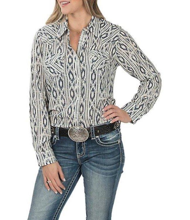 Wrangler Shirt Western Fashion LW1857M