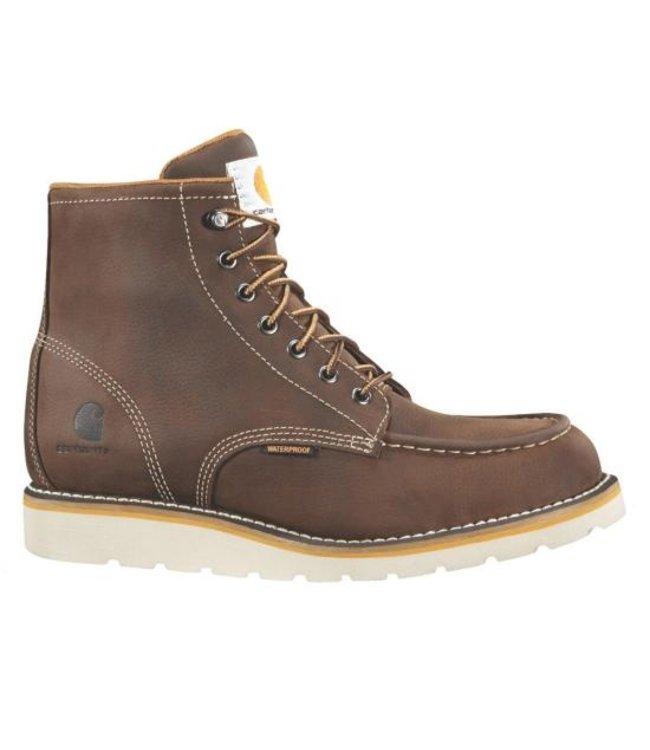 Carhartt Wedge Boot Waterproof 6-Inch CMW6095