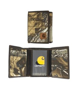 Carhartt Wallet Trifold Realtree 61-2241