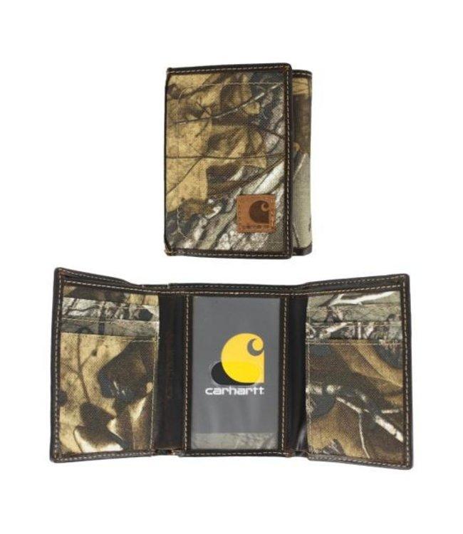 Carhartt Wallet Trifold Realtree 61-2241