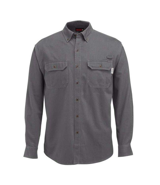 Wolverine Shirt Twill Long Sleeve Fletcher W1203860