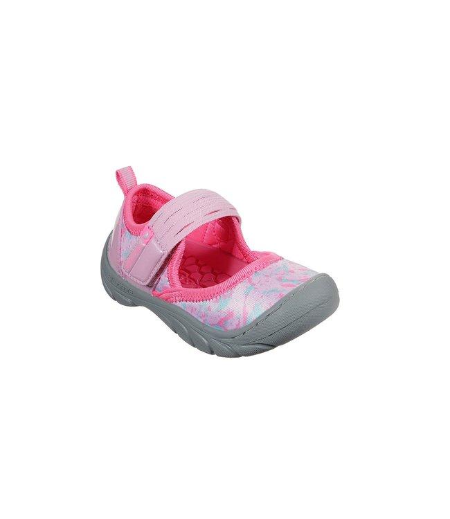 Skechers Summer Steps - Space Flex 86983N PKGY