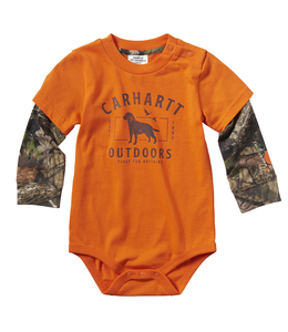 Carhartt Bodyshirt Camo Layered CA6000