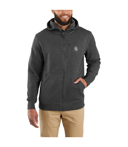 Carhartt Sweatshirt Hooded Full-Zip Graphic Delmont Force 103851