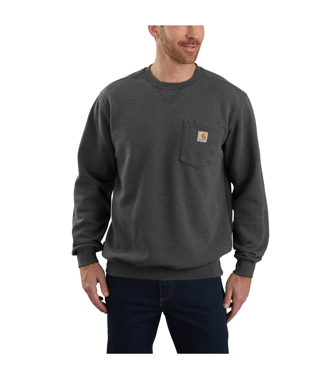 Carhartt Crewneck Pocket Sweatshirt 103852