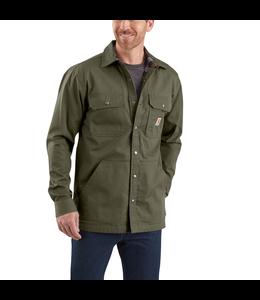 Carhartt Shirt Jac Solid Ripstop 104146