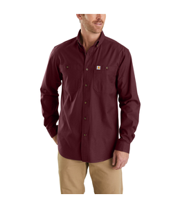 Carhartt Work Shirt Long-Sleeve Rigby Rugged Flex 103554