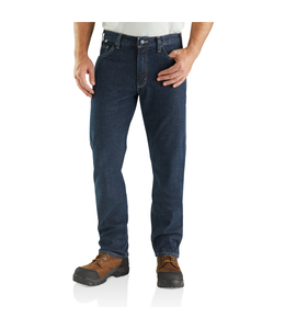 Carhartt Men's Flame-Resistant Rugged Flex Relaxed Fit Jeans 102683