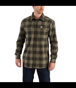 Carhartt Shirt Long Sleeve Flannel Hubbard 103822