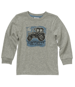 Carhartt Tee Boys Farm And Ranch CA6010