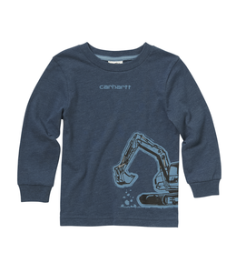 Carhartt Tee Boys Construction Wrap CA6011