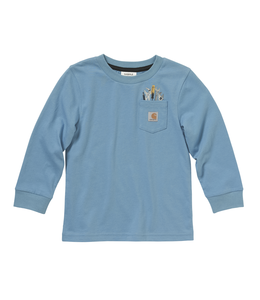 Carhartt Tee Boys Tool Pocket CA6004