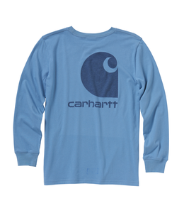 Carhartt Tee Boys Logo Long Sleeve CA6028