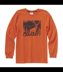 Carhartt Tee Boys Deer Silhouette CA6029