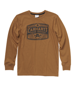 Carhartt Tee Boys Genuine Workwear CA6026