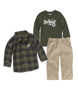 Carhartt Pant Set 3-Piece Boys CG8719