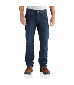 Carhartt Jean Straight-Leg Relaxed-Fit Rugged Flex 102804