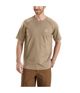 Carhartt T-Shirt Short-Sleeve Force Cotton Carhartt Flame-Resistant 102903