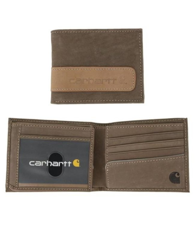Carhartt Wallet Billfold With Wing Two-Tone 61-2204