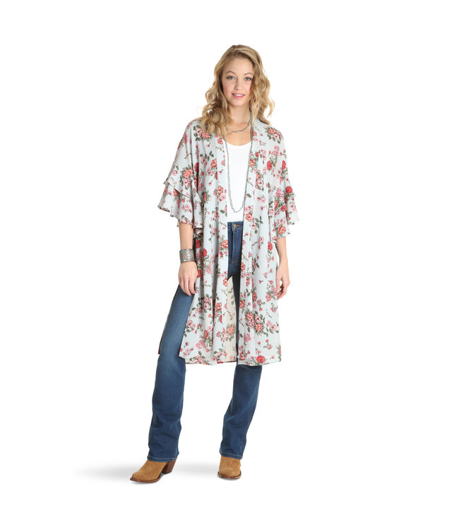 Wrangler Top Western Fashion LW3187M
