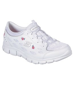 Skechers Gratis - Divine Bloom 23775 WHT