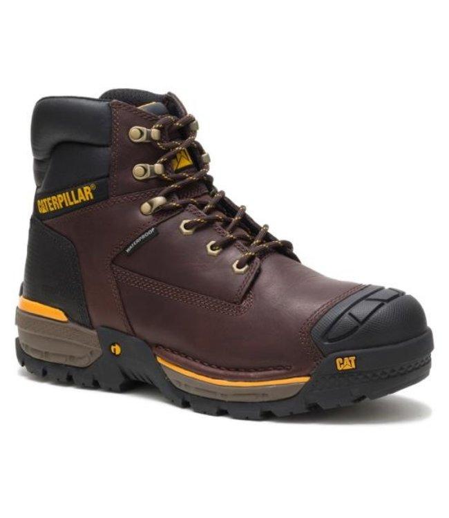 """CAT Work Boot Excavator LT 6"""" Waterproof P51020"""