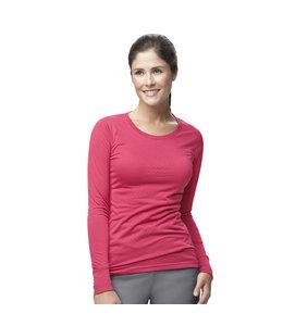 Carhartt Scrub Jersey Burn-Out Long Sleeve Women's C30109A