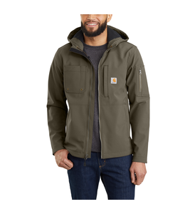 Carhartt Jacket Rough Cut Hooded 103829