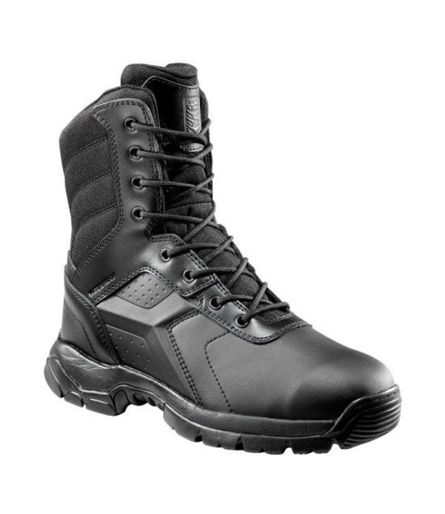 Battle Ops Boot Tactical Side Zip BOPS8001