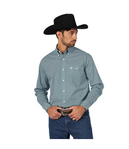 Wrangler Shirt Long Sleeve Classic Western MG2167G