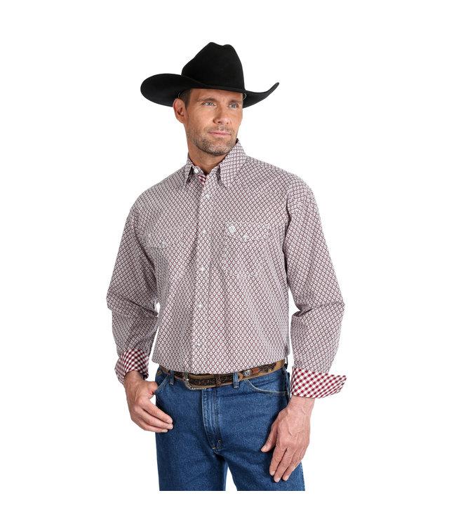 Wrangler Shirt Long Sleeve George Strait MGSR678