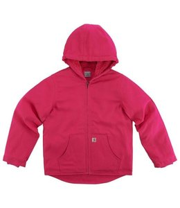Carhartt Jacket Redwood Sherpa Lined Girls CP9531
