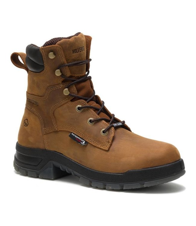 """Wolverine Boot 8"""" Ramparts Made In USA W190020"""