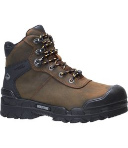 Wolverine Boot Warrior 6'' Met Guard W10942