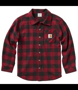 Carhartt Shirt Plaid Long-Sleeve CE8174