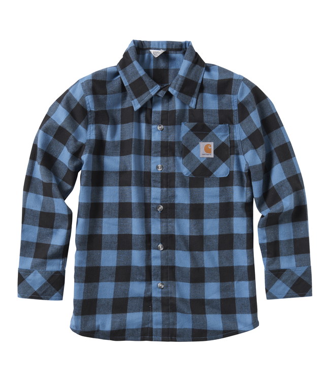 Carhartt Shirt Plaid Long-Sleeve CE8174