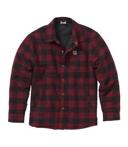 Carhartt Shirt Jac Lined Flannel CP8537