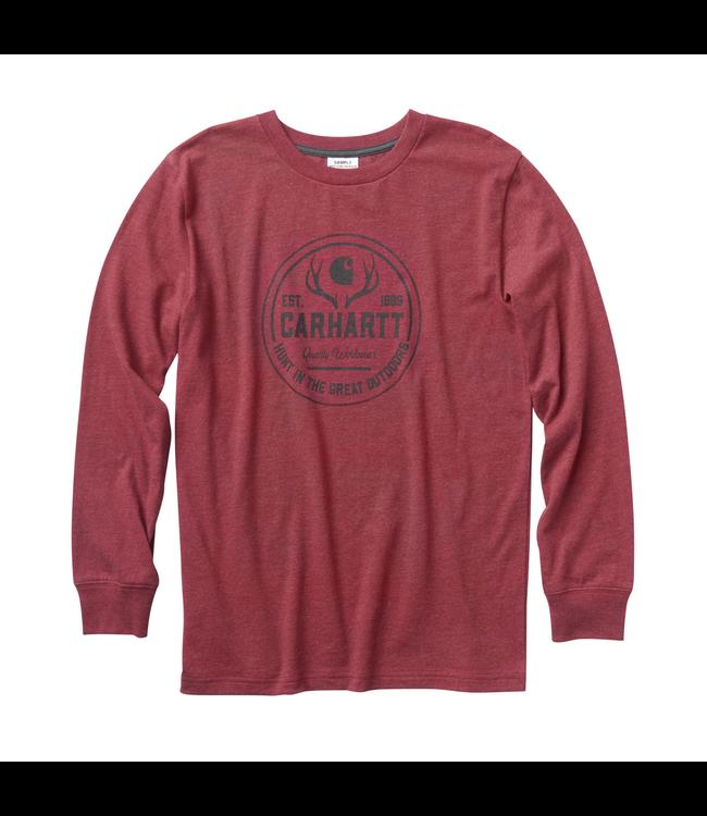 Carhartt Tee Great Outdoor Long Sleeve CA6044