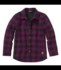 Carhartt Girl's Shirt Jac Flannel CP9550