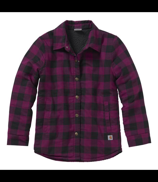 Carhartt Shirt Jac Flannel CP9550