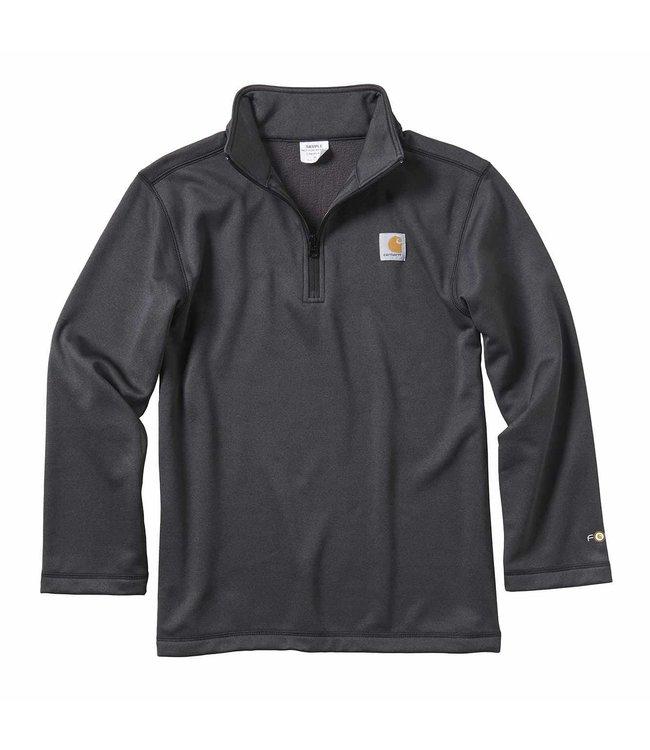 Carhartt Sweatshirt Quarter Zip Carhartt Force Boys CA6053