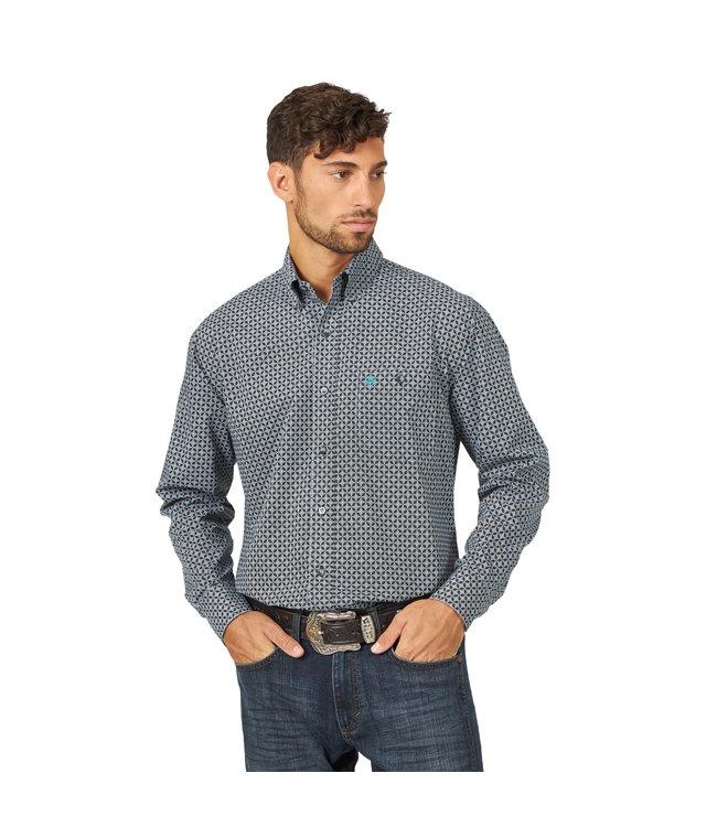 Wrangler Shirt Long Sleeve Wrangler Classic MG2177M