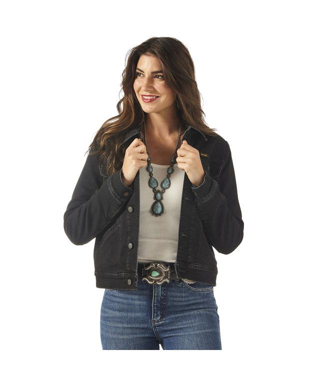 Wrangler Denim Jacket Blanket Lined Wrangler Retro Premium LRPJRWL
