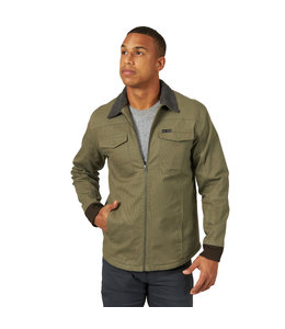 Wrangler Shirt Jacket Canvas Lined NSB62DO