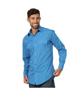 Wrangler Shirt Long Sleeve Silver Edition 75793MU