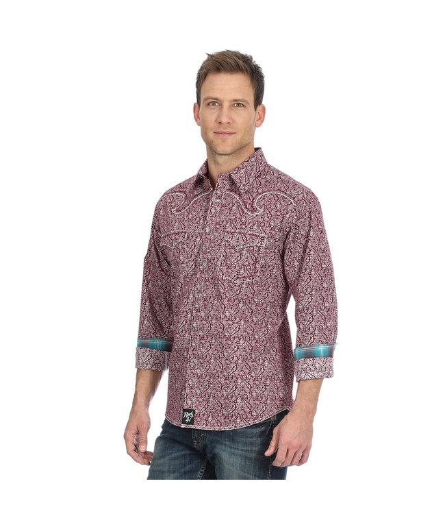 Wrangler Shirt Rock 47 By Wrangler MRC379M