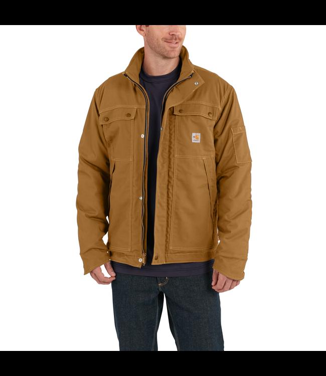 Carhartt Coat Flame-Resistant Quick Duck Full Swing 102182