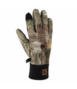 Carhartt Glove Shooting Camo Lightweight A657
